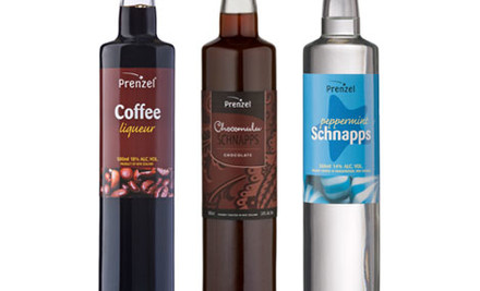 $67 for an Indulgent Prenzel Schnappoholic Liqueur Pack incl. Nationwide Delivery (value $106)