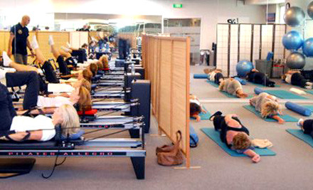 $69 for a One-Hour Introduction Class & Three Reformer Classes - Eight Locations (value up to $200)