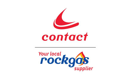 $25 for 9kg Filled Gas Bottle Swap incl. Christchurch City Delivery from Contact Rockgas Bottle Swap