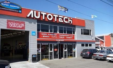 $49 for a Comprehensive Brake & Suspension Safety Inspection (value $100)