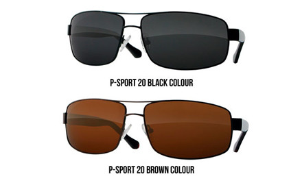 $29 for Polarized Sunglasses in Six Designs (value $119)