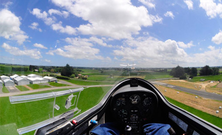 $89 for a 20-30 Minute Gliding Experience (value $145)