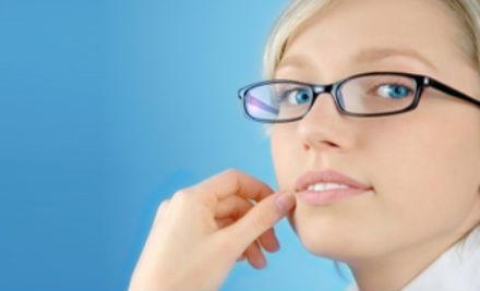 $49 for an Eye Exam & a $50 Voucher for Prescription Glasses (value $110)