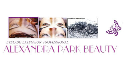 $38 for a Full Set of Eyelash Extensions or $75 for Two Full Sets (value up to $190)