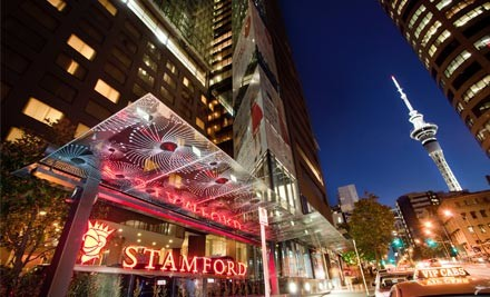 $30 for a Stamford Tasting Platter & Two Glasses of VNO Wine or Monteiths Beer