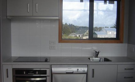 $240 for Two Nights for up to Four People in a Two-Bedroom Apartment (value $480)
