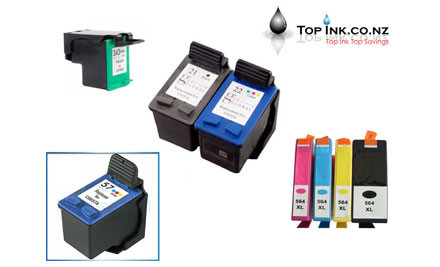 From $22 for Ink Cartridges Compatible with HP, Brother, Epson & Canon Printers (value up to $98.90)