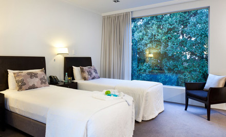 From $188 for Two Nights for Two People incl. Late Checkout at Trinity Wharf Tauranga (value up to $530)