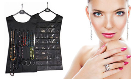 $15 for a Little Black Dress Jewellery Holder, $30 for Two, or $45 for Three