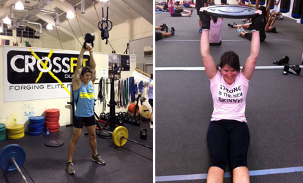 $89 for Six Weeks of Unlimited CrossFit Classes incl. Box101 & Club GPP (value up to $300)