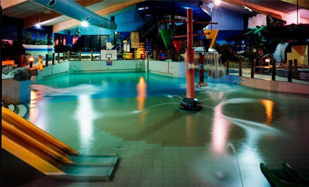 $7 for Admission for Two Kids to Mt Albert Aquatic Centre's Wave Rave on Friday 23rd November (value $14)