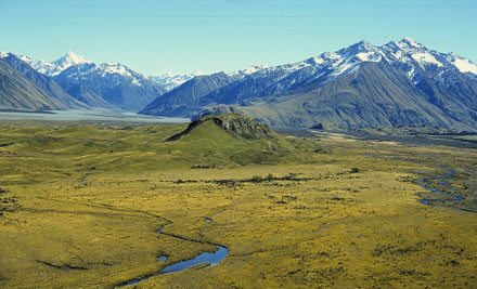 $99 for a Lord of the Rings 'Journey to Edoras' Scenic 4WD Full Day Tour incl. a Champagne Picnic Lunch (value $239)