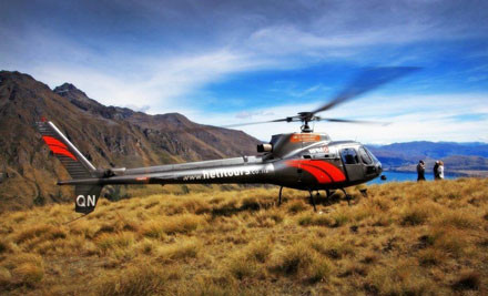 $125 for a 20-Minute Queenstown Arrival Flight (value $235)