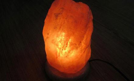 Himalayan Salt Lamps Dunedin : Himalayan Salt Lamp - GrabOne