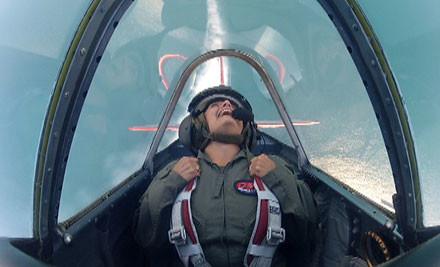 50% off Aerobatic & Scenic Flights Over Mt Maunganui/Tauranga (value up to $714)