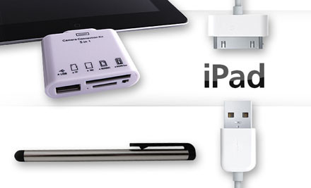 $15 for a Three Piece iPad Kit