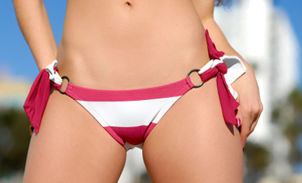 $19 for a Brazilian Wax (value $40)
