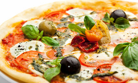 $26 for Any Two Pasta or Medium Pizza Dinner Mains (value up to $52)