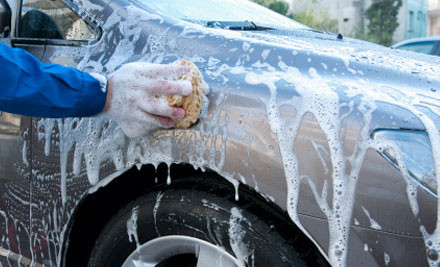 $45 for an Interior & Exterior Car Grooming Service incl. Car Wash & Vacuum, Paint Tyres & Armor All Dash (value $100)