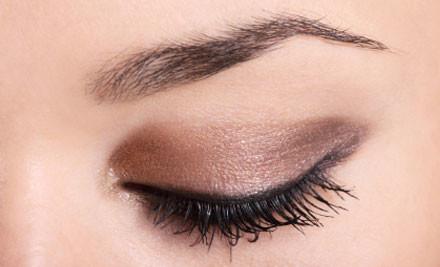 $18 for an Eyebrow Shape, Eyebrow Tint & Eyelash Tint