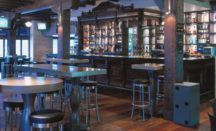 Bar food voucher grabone for Xi an food bar auckland