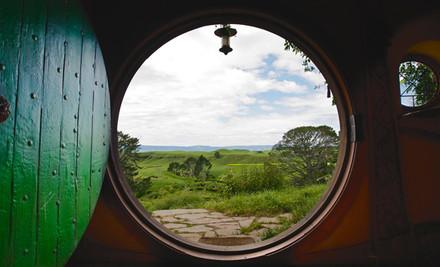 $209 for a Waitomo & Hobbiton Day Tour - Auckland Return Trip (value $319)