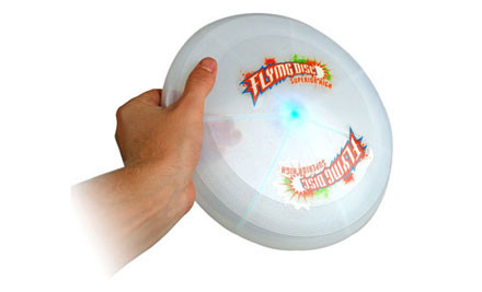 $17 for a Super UFO LED Frisbee including Nationwide Delivery
