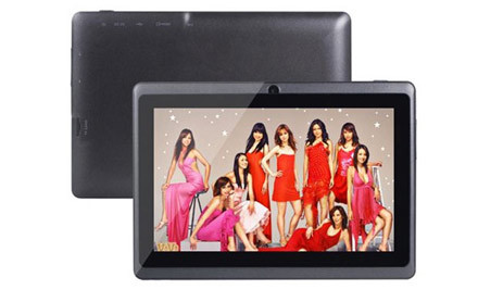 "$99 for a 7"" Android 4.0 Tablet with HDMI Port incl. One Year Warranty"