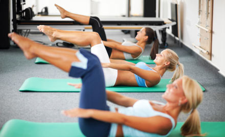 $49 for One Month of Unlimited Pilates Classes (value $130)