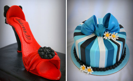 $49 for a Three-Four Hour Cake Decorating Class (value up to $80)