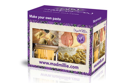 $39 for a Mad Millie Pasta Making Machine incl. Nationwide Delivery (value $79.95)