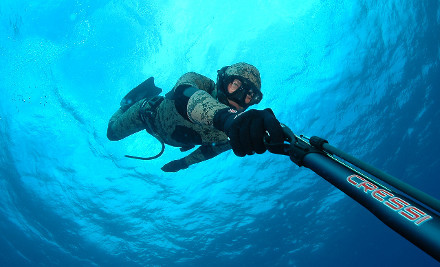 $475 for a Certified Open Water Dive Course incl. Mask & Snorkel, Diving Boots & Diving Fins (value $792)