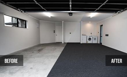 Installed Garage Carpet Grabone