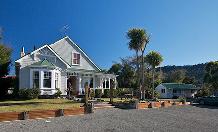 Up to 50% off Two Nights at Rimu Park, Ohakune for up to Six People incl. Tongariro Crossing Transfers (value up to $970)
