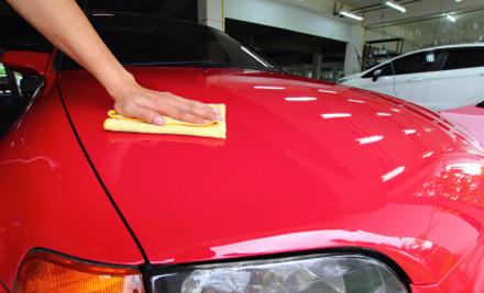 how to cut polish a vehicle