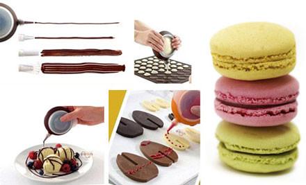 $22 for Macaron Baking Kit