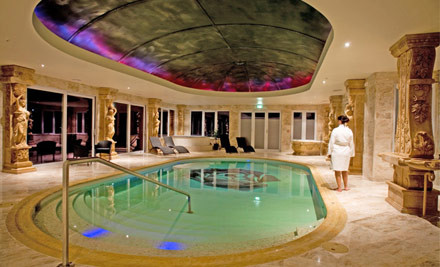 $37 for Full Use of the World Class Spa Suite (value $75)