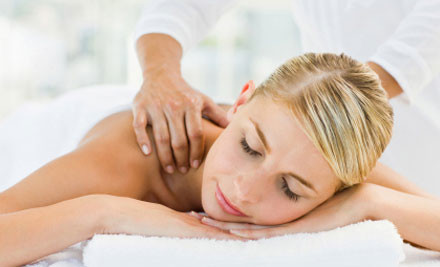 $50 for a One-Hour Massage or $65 for a One-Hour Facial both incl. an Eye Works Package (value up to $135)