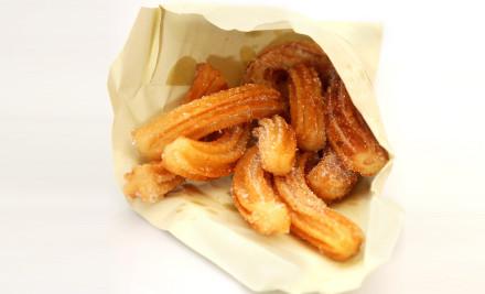 $5 for a Large Bag of Churros (Spanish Donuts) at Kiwi Churros, A & P Show (value $10)