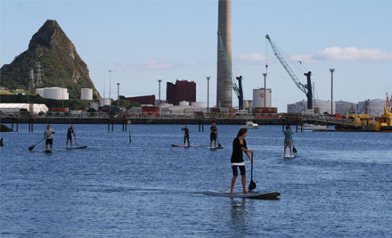$15 for a One-Day Hire of a Stand Up Paddleboard (value $30)