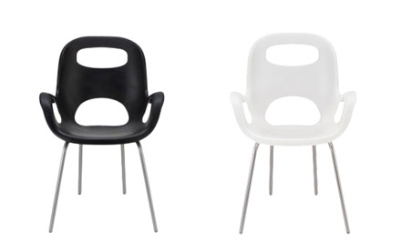 $245 for Set of Four Umbra OH Chairs (value $516)