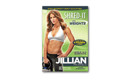 $49 for a Jillian Michaels Workout DVD Five Box Set incl. Nationwide Delivery