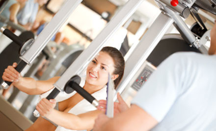 $75 for Ten 30-Minute Personal Training Sessions (value $600)