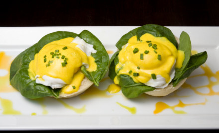 $20 for a $40 Food & Beverage Voucher for Breakfast or Lunch (value $40)