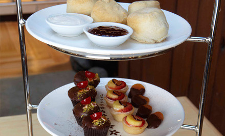 $32 for High Tea for Two (value $64)
