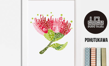 $14 for a A3 Kiwiana Digital Print in One of Six Styles