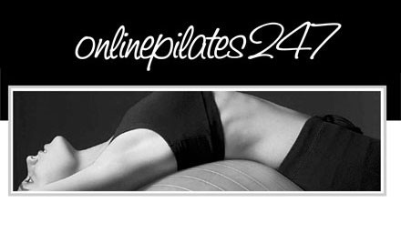 $15 for a One-Month Online Pilates Membership (value $36)