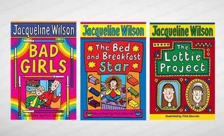 $59 for Jacqueline Wilson Box Set of 10 Books (value $199)