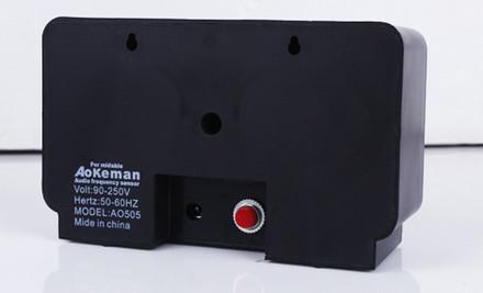 $37 for a Dual Ultrasonic Pest Repeller