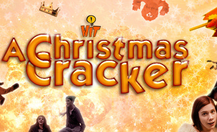 $20 for Two 2-Show Passes to WIT's 'A Christmas Cracker' Season
